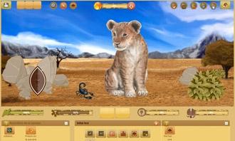 Lionzer - Il tuo nuovo animale della savana