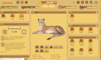 Lionzer - Prenditi cura dei tuoi animali della savana
